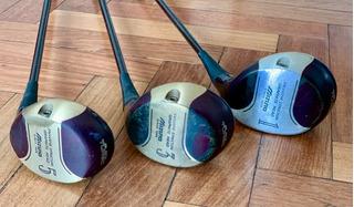 Golf Mizuno Set De 3 Maderas De Grafito: 1-3-5