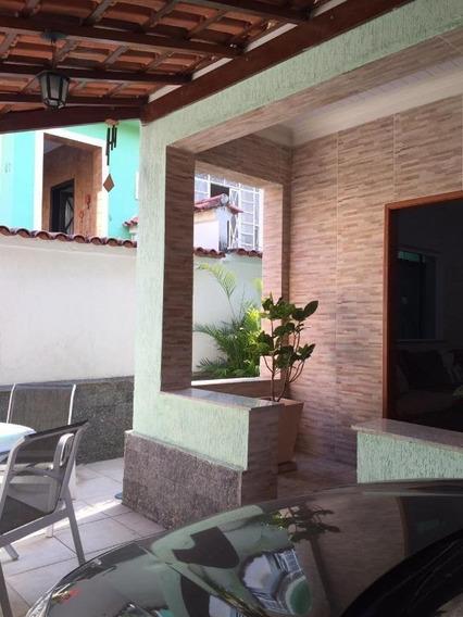 Casa Em Santa Rosa, Niterói/rj De 240m² 4 Quartos À Venda Por R$ 498.000,00 - Ca215132