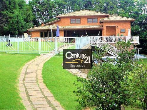 Imagem 1 de 13 de Chácara Residencial À Venda, Recreio Campestre Internacional Viracopos I, Indaiatuba. - Ch0008