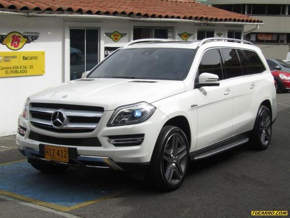 Mercedes Benz Clase Gl Gl 500 At 4500