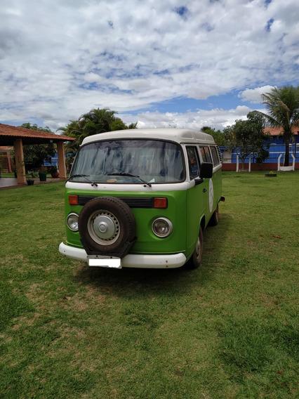 Kombi Camperizada / Motor Home