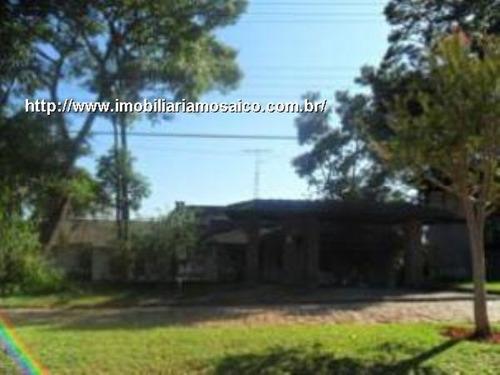 Imagem 1 de 24 de Chácara Em Condomínio, Aceita Permuta, 06 Suites, Várias Vagas - 80071 - 4491289