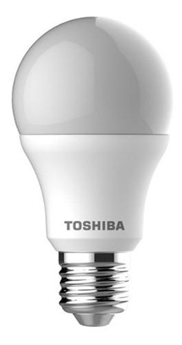 Lampara Led Bombita Toshiba 5.5w/40w 470lm Clasica E27 Febo