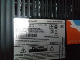 Placas Tv Samsung Un55mu6300