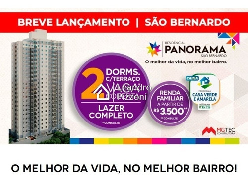 Imagem 1 de 11 de Panorama Sbc 42,13m² 2 Dorm. Vaga Carro - Apartamento A Venda No Bairro Dos Casa - São Bernardo Do Campo, Sp - Panorama-sbc-4213-v-carro