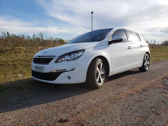 Peugeot 308 1.6 Active Thp 156cv Tiptronic Full