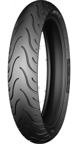 Cubierta Michelin 80 90 17 Pilot Street Crypton Wave  Moto26