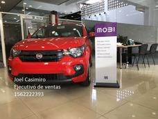 Fiat Mobi Entrega Inmediata Anticipo Y Cuotas