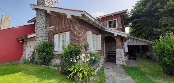Chalet Alquiler Playa Grande- 3 Dormitorios- Escritorio- Jardín-