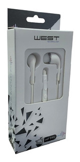 Auriculares Manos Libres In Ear Samsung Huawei Motorola 3.5