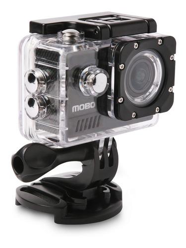 Camara Mobo Sport Waterproof 9031 Negro (4k/wifi)