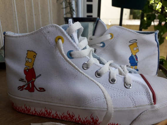 Zapatillas Topper Los Simpsons