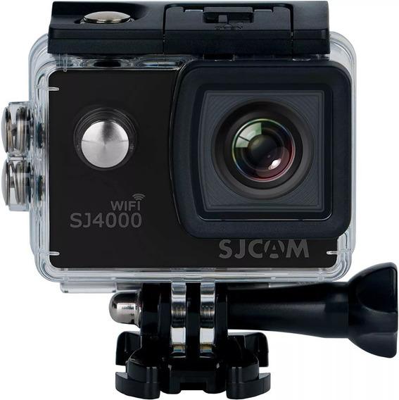 Câmera Sjcam Sj4000 Original 1080p Wifi Prova D