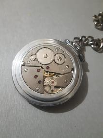 Reloj De Bolsillo Ferrocarrilero