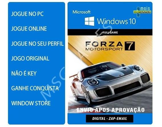 Forza Motorsport 7 Ultimate Pc - Suprema - Jogue On