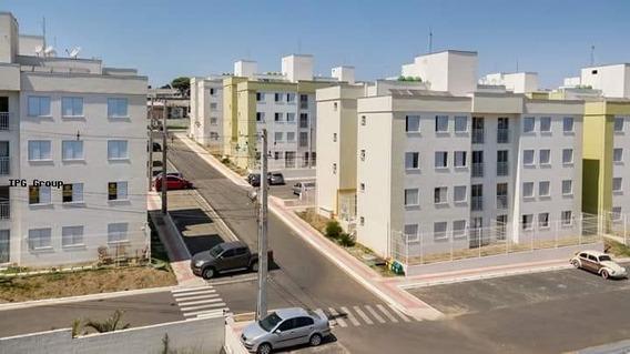 Apartamento Para Venda Em Ponta Grossa, Orfãs, 3 Dormitórios, 1 Banheiro, 1 Vaga - Fiori_1-877419