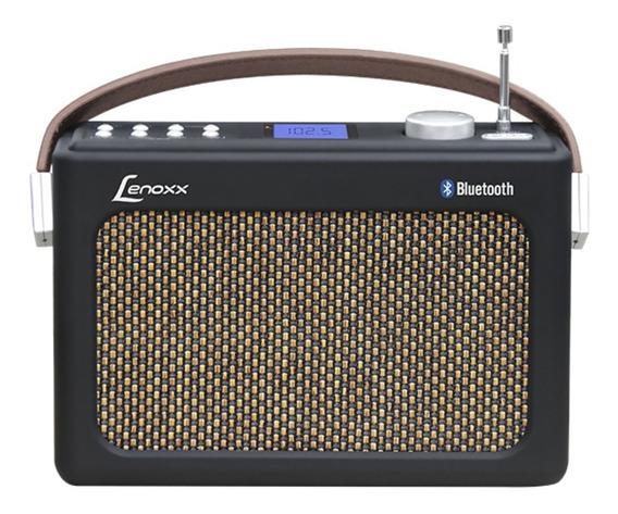 Rádio Audio Retrô Lenoxx Rb 90 Bivolt