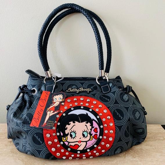 Bolsa Betty Boop Grande Oferta Remate!!