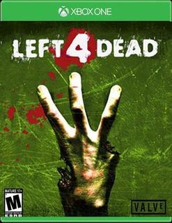 Left 4 Dead 1 Y 2 Xbox 360-xbox One