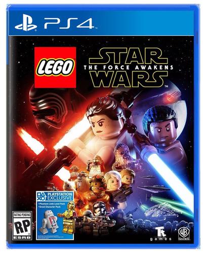 Lego Star Wars: El Despertar De La Fuerza Ps4