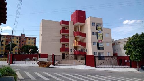 Apartamento Com 1 Dormitório À Venda, 36 M² Por R$ 175.000,00 - Jardim Santa Clara - Guarulhos/sp - Ap15065