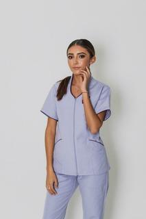 Uniformes Médicos Con Diseños De Moda