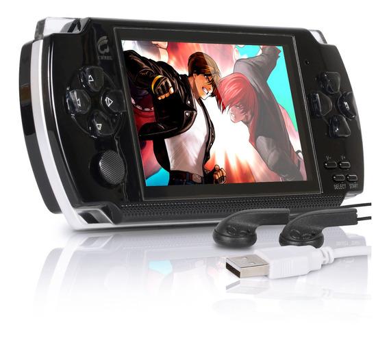 Vídeo Game Portátil Retrô Jogos De Arcade The King E Contra