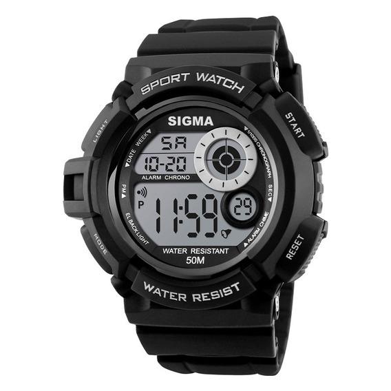 Relógio Sigma Si05d