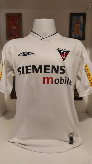 Camisa Futebol Ldu Umbro 2003
