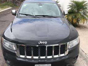 Jeep Grand Cherokee Overland 4x4 Mt 2011