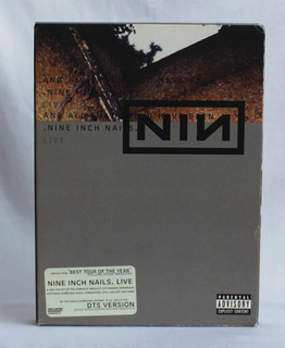 Dvd De Nine Inch Nails - And All That Could Have Been (2002)