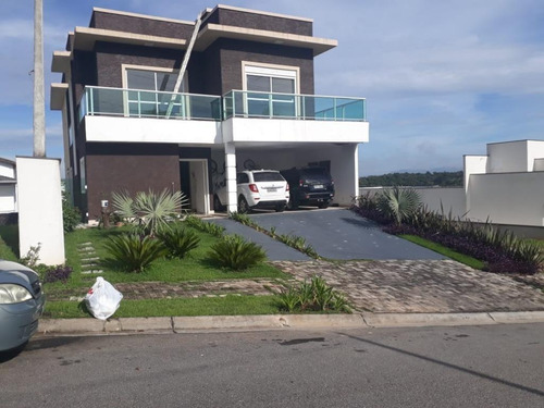Casa Com 4 Dormitórios À Venda, 420 M² Por R$ 2.350.000,00 - Parquelandia - Mogi Das Cruzes/sp - Ca0985