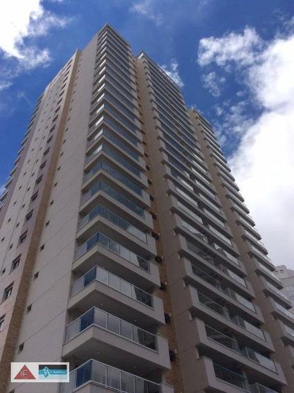 Apartamento Com 1 Dormitório À Venda, 52 M² Por R$ 495.000 - Jardim Anália Franco - São Paulo/sp - Ap5649