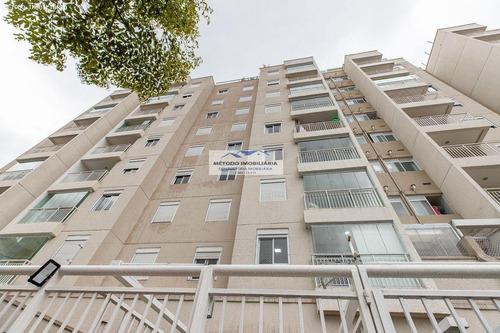 Imagem 1 de 15 de Apartamento Para Venda Em São Paulo, Brooklin, 2 Dormitórios, 1 Suíte, 2 Banheiros, 1 Vaga - 12809_1-1580483