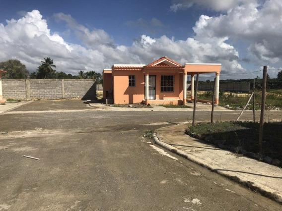 Solar 231m2. Proyecto Residencial En Villa Mella