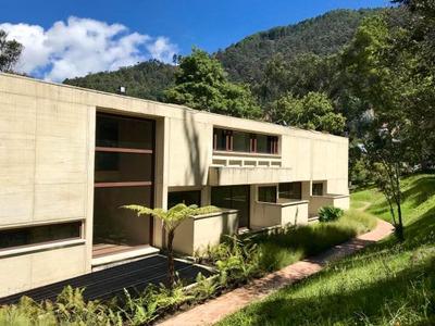 Casa En Arriendo En Altos Del Chico 18-77rbc