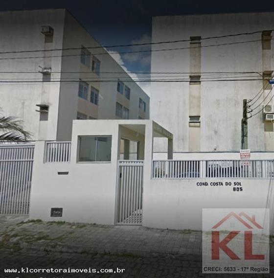 Apartamento Para Venda Em Natal, Lagoa Nova, 2 Dormitórios, 1 Suíte, 2 Banheiros, 2 Vagas - Ka 0856