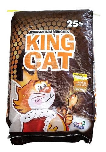 Arena Sanitaria King Cat 25kg