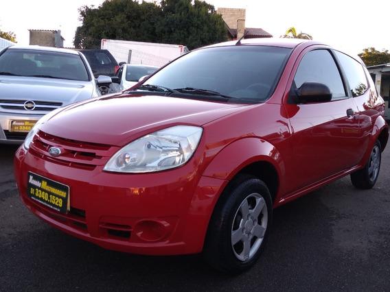 Ford Ká Vermelho 2011