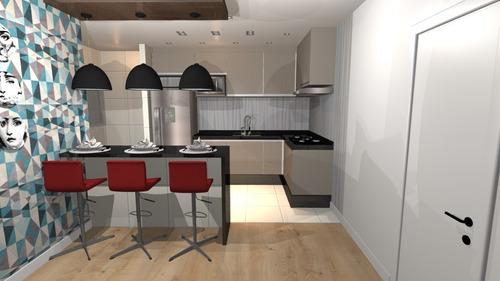 Imagem 1 de 3 de Projetos Decorativos De Ambientes
