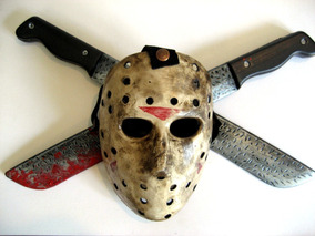 Machete De Jason, Halloween, Myers, Texas Chainsaw Masacre