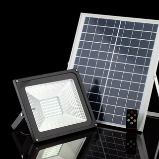 Reflector Litex 20w Led Solar 100% Ahorro De Energia