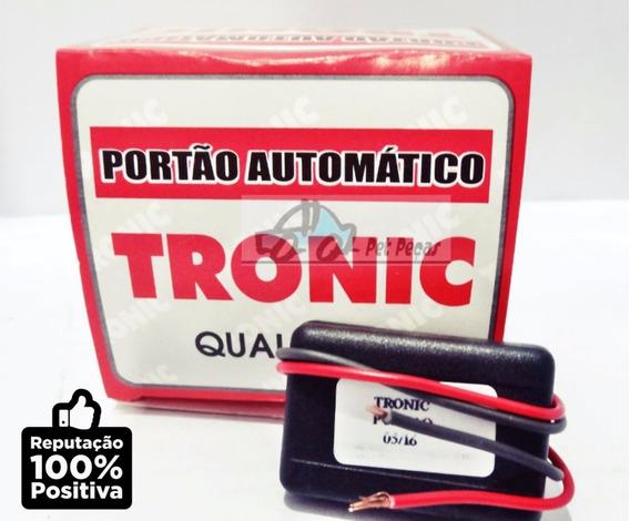 Sensor Para Abertura De Portões Automáticos No Farol Alto!!