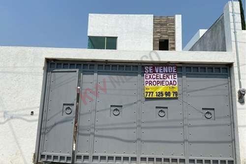Casa Nueva En Venta En Cuernavaca
