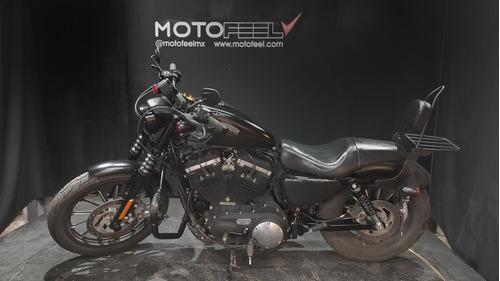 Imagen 1 de 13 de Motofeel Cdmx - Harley Davidson Iron 883 @motofeelmx