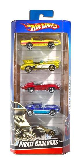 Hot Wheels Paquete De 5