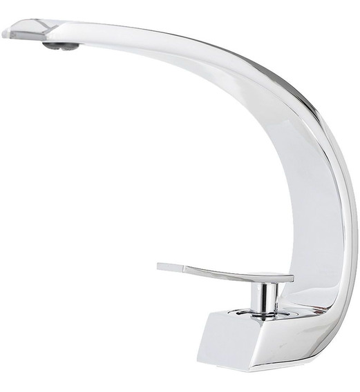 Torneira Banheiro Monocomando Misturador Luxo Design