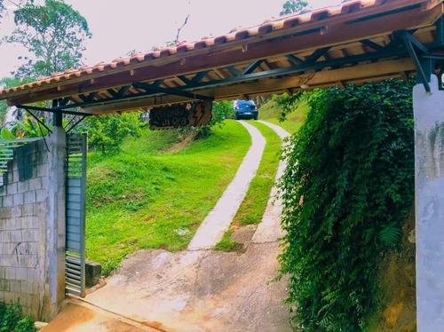 Imagem 1 de 15 de Chácara Para Venda Em Mogi Das Cruzes, Cocuera, 2 Dormitórios, 1 Suíte, 3 Banheiros, 6 Vagas - 3172_2-1217781