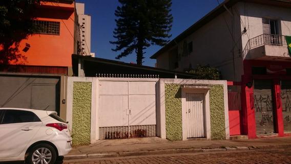 Terreno Casa B. Nobre Chácara Sto. Antônio 203m² Ou Comércio