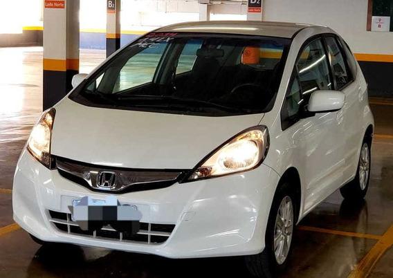 Honda Fit Lx 1.4 Gasolina Manual 2014